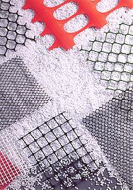 Manufacturer of: Extruded & oriented plastic netting, tubing, Flexible Corrugated Pipes. Containment, reinforcement and separation applications are highlighted in agricultural, aquaculture, home furnishing, construction, packaging, OEM and industrial markets. Please click on the above of [Plastic Netting] [Engineering] [PVC mesh]